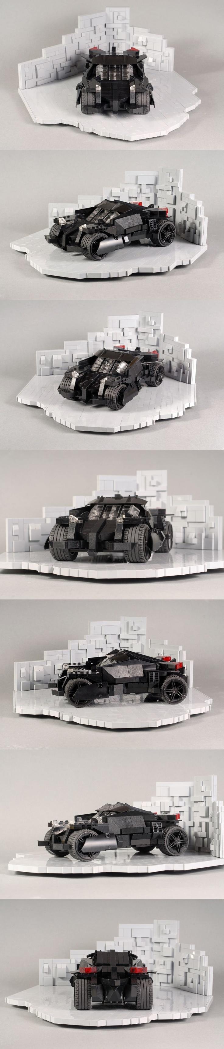 Batmobile of year 2025 #LEGO #Batmobile