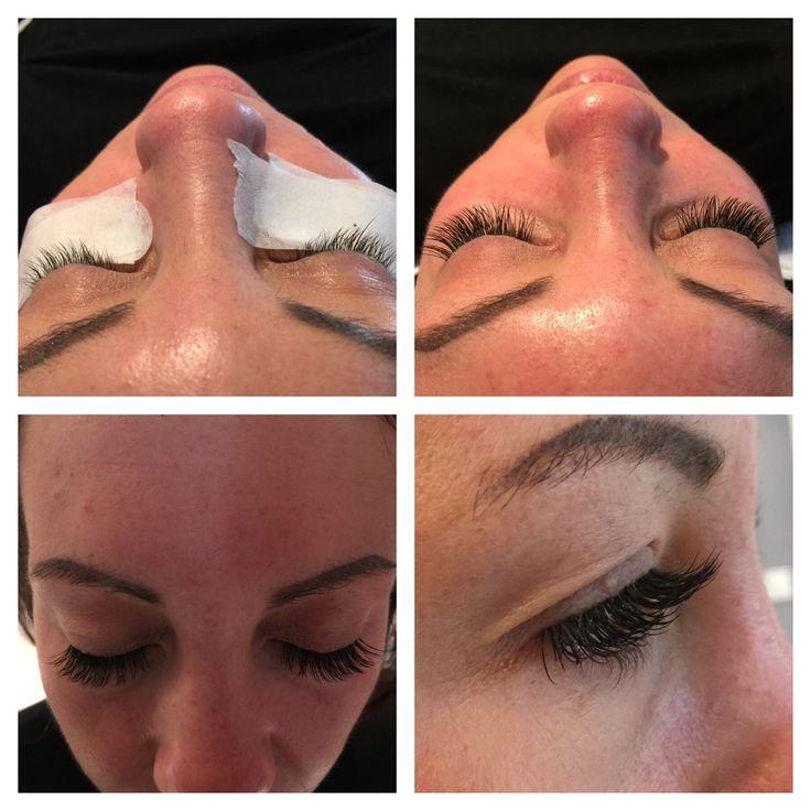 Lash extension classic lashes 0.12mm B curl