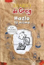 Diario de Greg. Hazlo tú mismo