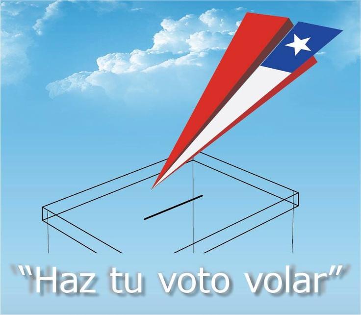 Campaña por el voto chileno en el extranjero sin condiciones