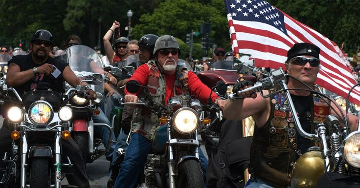 BIKERS FOR TRUMP ROLL INTO WISCONSIN!
