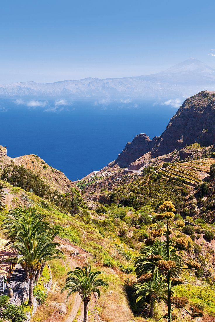 Spain Travel Inspiration - Ever heard of La Gomera? An under-the-radar Canary Island with unspoiled beaches, family-run restaurants and quaint mountain villages is hugely underestimated as a great quirky destination for short breaks