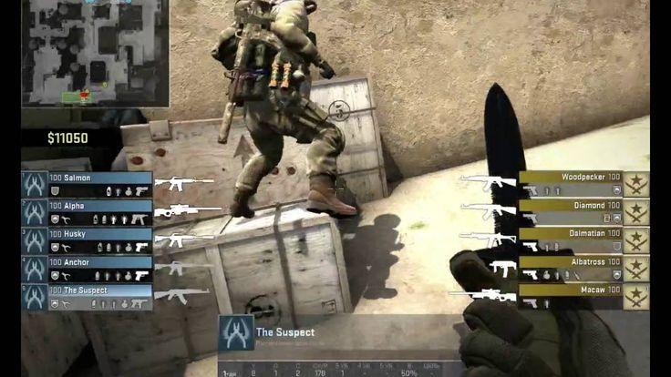 CS:GO overwatch I CS GO Патруль I Очередной подозреваемый [16]