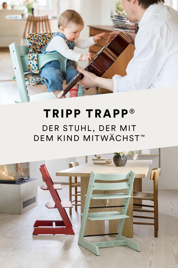 Tripp Trapp Stuhl Baby Kinderzimmer Babyzimmer Design Kinder