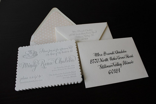 Should Wedding Invitations Be Hand Addressed: 37 Best Images About Hand-addressed Envelopes On Pinterest