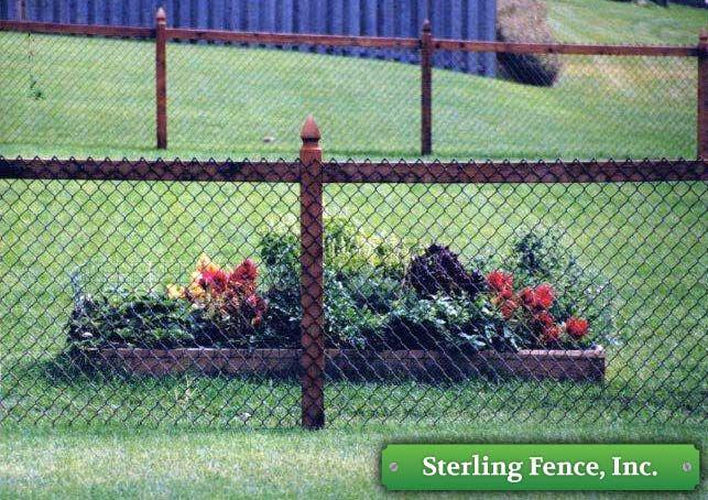 Best 25 Black Chain Link Fence Ideas On Pinterest Dog