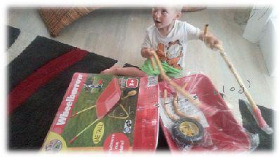 Kinderschubkarre von RCEE GmbH | Chris-Ta´s Blog