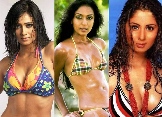 The sizzling-HOT side of Indian TV bahus! itimes.com