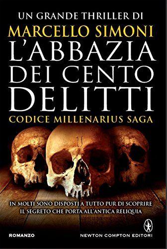 """""""L'abbazia dei cento delitti"""", Marcello Simoni"""