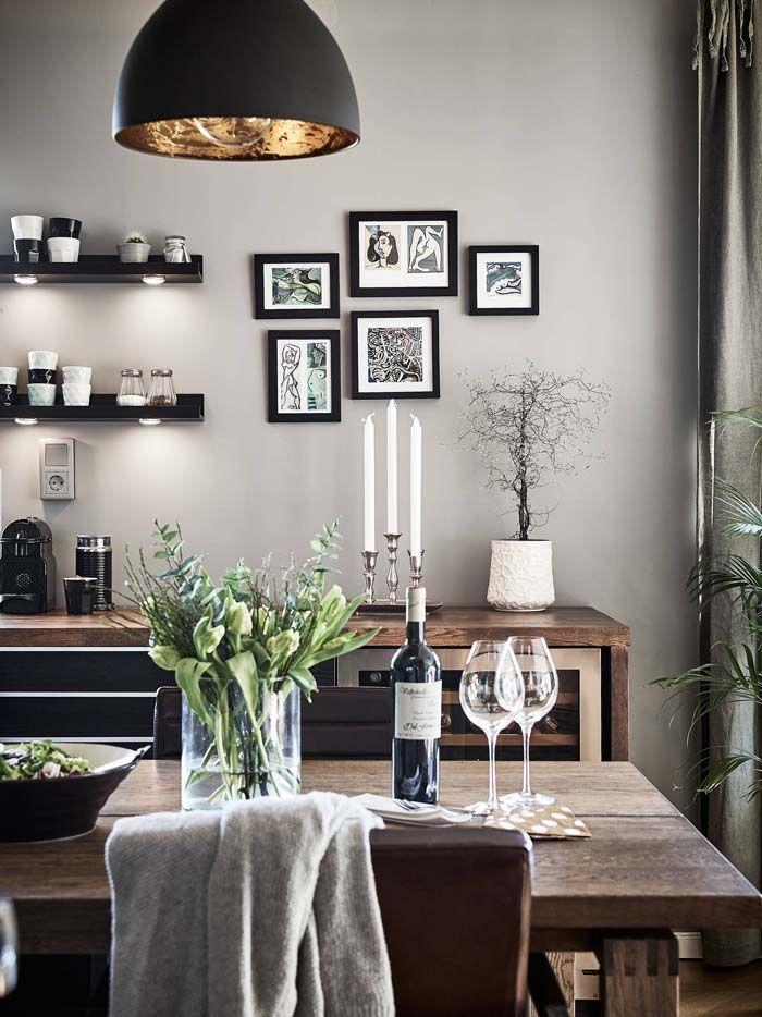 Pin by Josephine Maxwell on Decor For Every Room Pinterest - dekovorschlage wohnzimmer essbereich