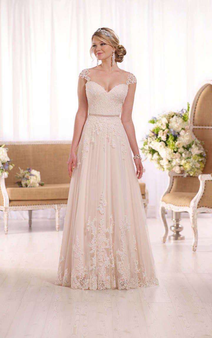 A-line Essense Of Australia Wedding Dress