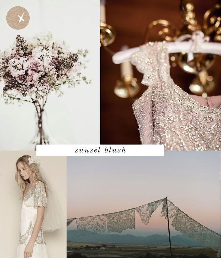 Just My Type Wedding Stationery sunset blush-01