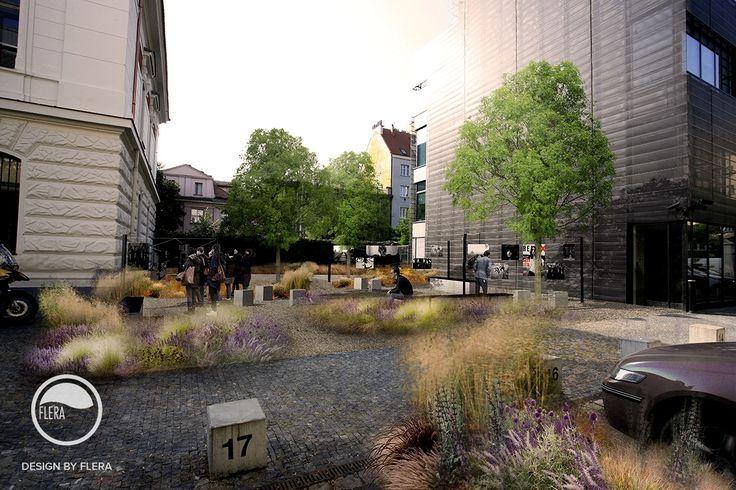 #landscape #architecture #garden #public #space #office #centre #path #resting #place