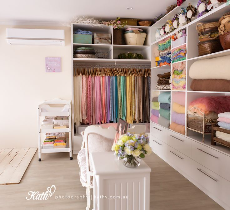 This meticulously organized and amazing studio is what my studio wants to be when it grows up!