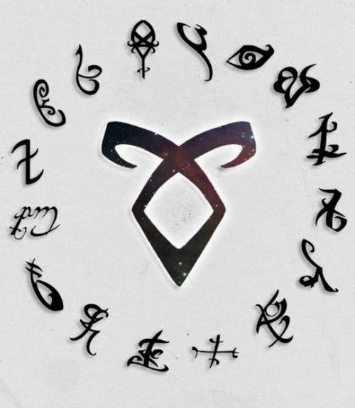 cazadores de sombras runas amor - Buscar con Google