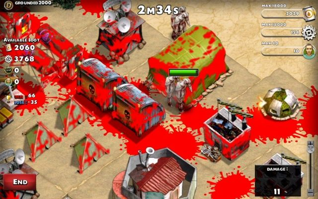Undead Factory Zombie Pandemic is a Free 2 play Strategy Survival Multiplayer Game where is only one rule plunder or be plundered