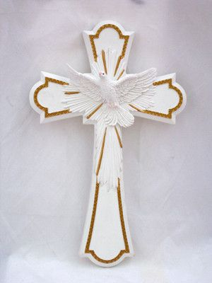 Holy Spirit Dove Cross Veronese Collection