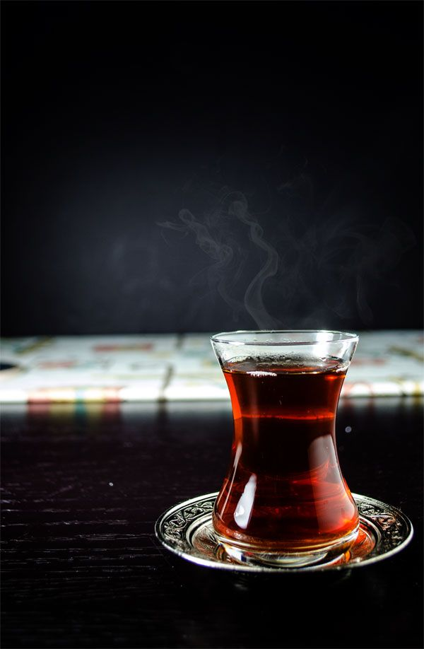 Turkish Tea. It helps you forget your tiredness! | giverecipe.com | #tea