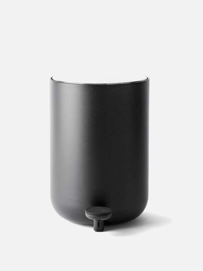 Bath Pedal Bin Trash Bins Bathroom Bin Modern Desk Accessories