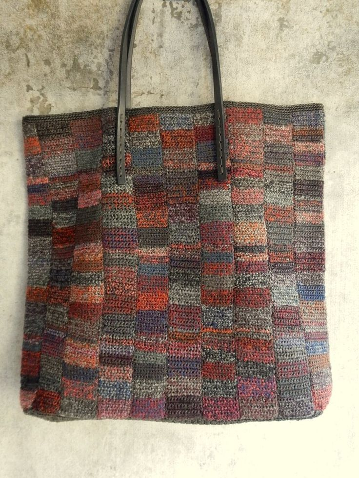 S.Digard - Waxed Linen and Wool Tote                                                                                                                                                                                 More