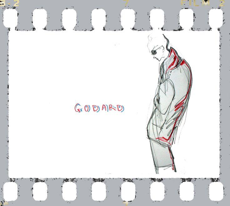 Inspiration: Jean-Luc Godard