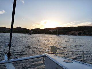 Catamaran Charter Corsica Location Bateaux en Corse Sardinia: Faire de la Voile en Corse et Sardaigne, avec K6Ya...