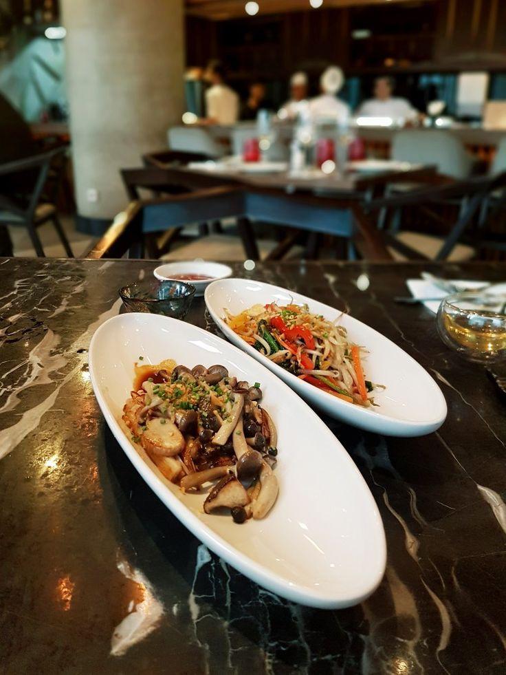 """Mixed Mushrooms & Mixed Vegetables"", Senju, Jakarta"