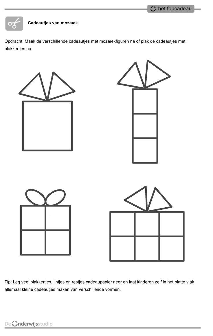 Cadeautjes van mozaïek