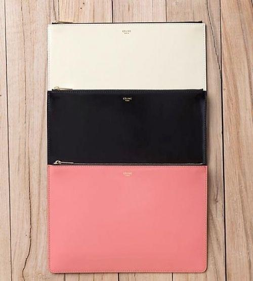 Celine envelope clutch purse... | c o l o u r | Pinterest | Celine ...