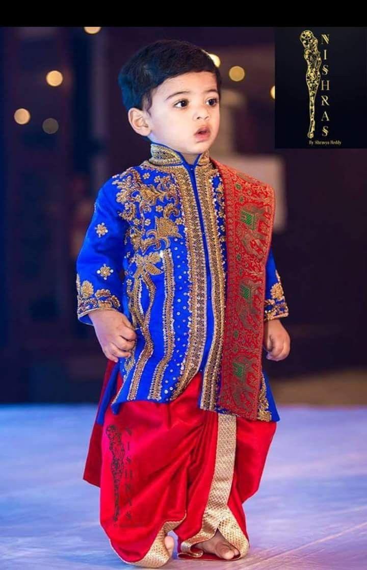 b87159f1b206 Pin by Niveditha on kids ethnic wear