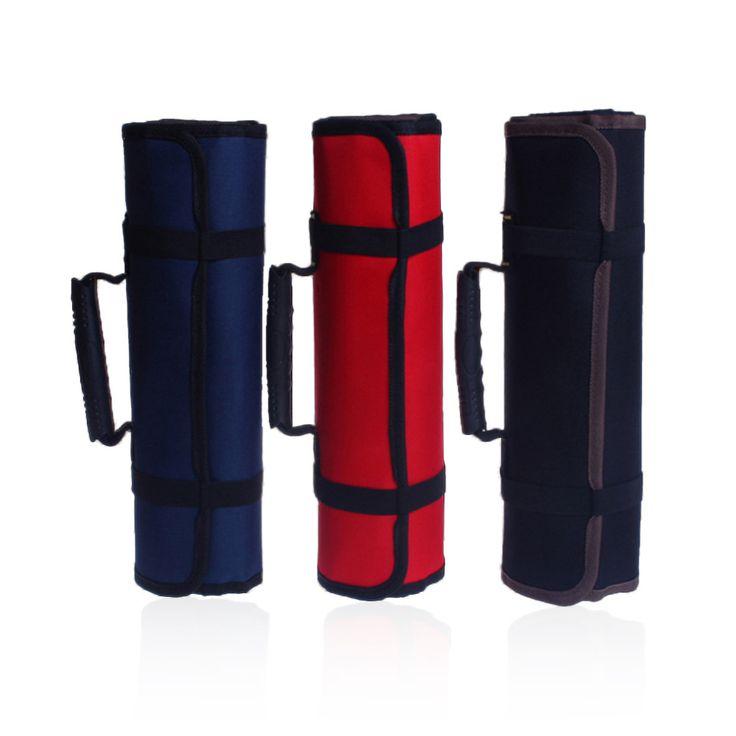 Nouveau Multifonctionnel Oxford Toile Chisel Roll Rolling Réparation Outil Utilitaire Sac Pratique avec Poignées 3 Couleurs