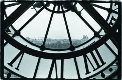 Christian Peacock - Horloge du Musée d'Orsay