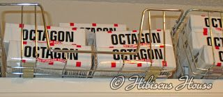 Octagon Soap Memories