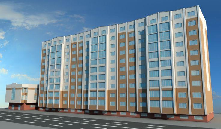 kazakistan mimari proje