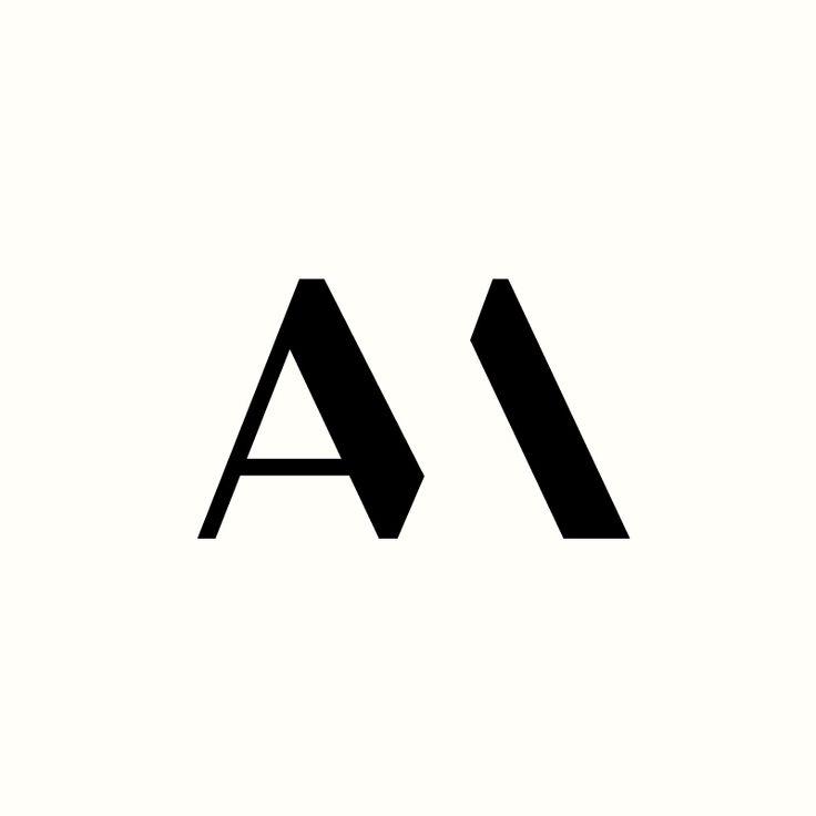 AM Monogram by Richard Baird. (Available). #logo #design