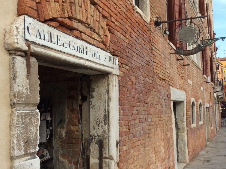 Calle Corte Dei Spiriti - Venice