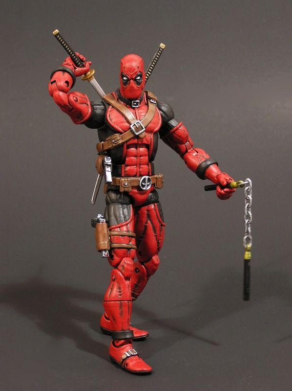 Custom Action Figure Gallery - Anthony's Custom Action Figures