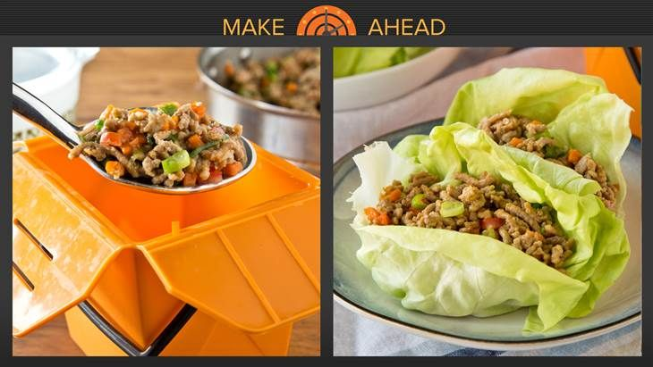 Wrap it up: Make super-easy restaurant-style Asian lettuce cups