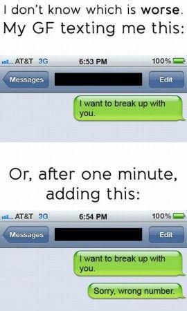 Girlfriend Text