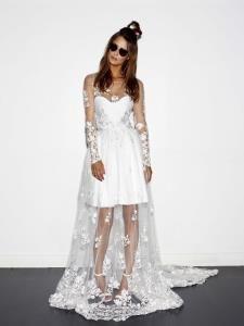 {Look de mariée} 10 robes de mariée rock'n roll 2016 - Robe Rime Arodaky