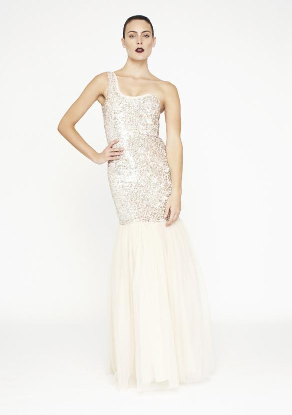 Rachel Gilbert Ariella Gown
