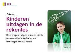 Kinderen uitdagen in de rekenles - CPS.nl
