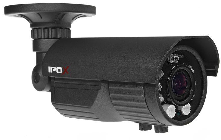 Kamera IPOX THD2207TV   Kamery tubowe IP ------------      Sony Exmor IMX222 2MPX  1920x1080 @ 25fps  #ip #cctv #camera #fullhd #ipox