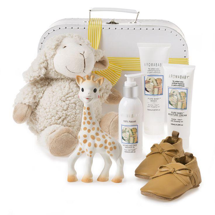 New Baby Essentials | Baby Hampers | Bockers & Pony