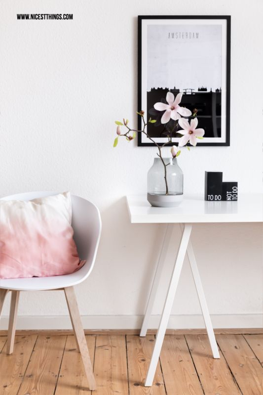Nicest Things - Food, Interior, DIY: Happy Makeover mit method: Umstyling im Home Office