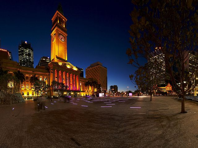 Brisbane City Hall #brisbanecityhall