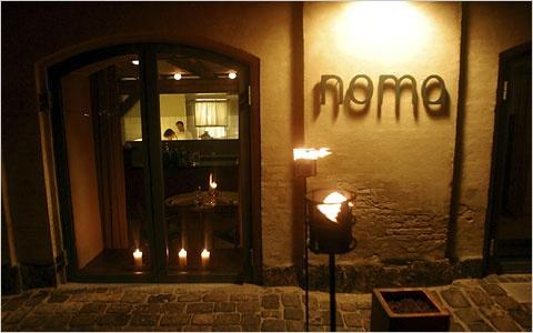 Noma, um dos melhores restaurantes da dinamarca