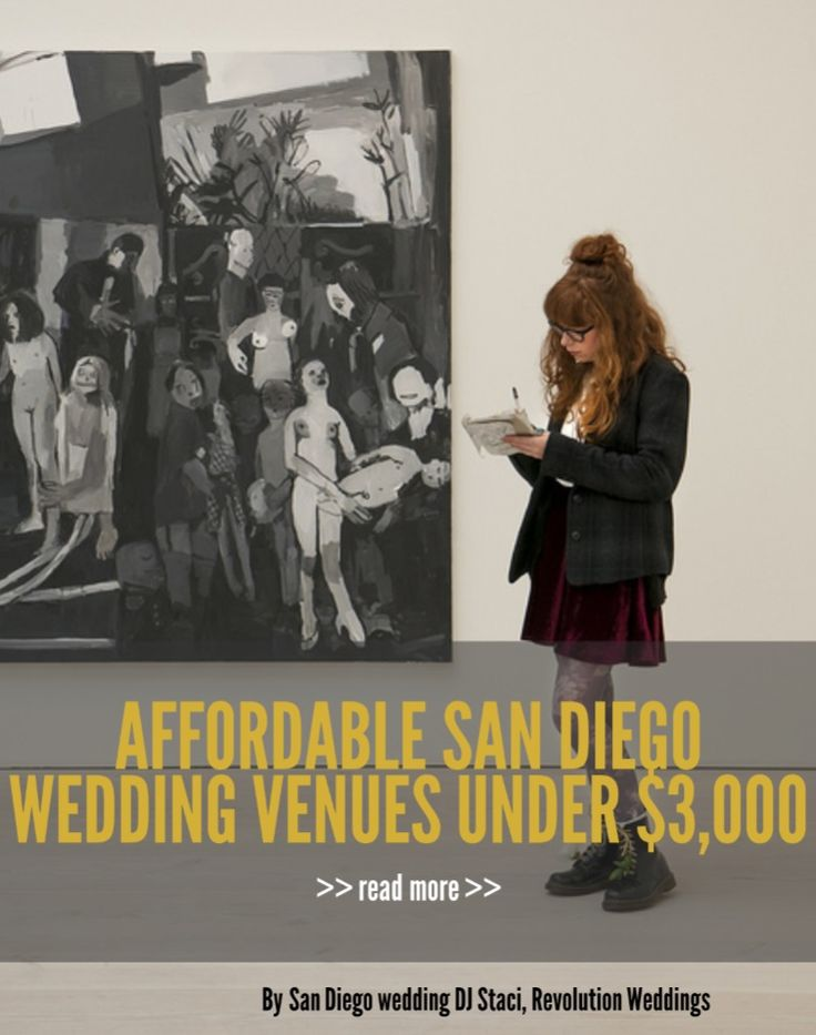 average price for wedding dj in new jersey%0A If you are researching affordable San Diego wedding venues  under           you u