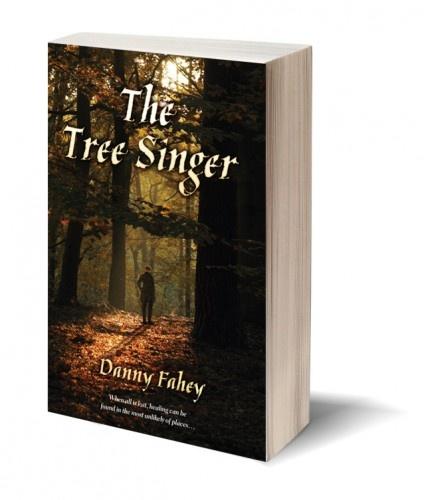Cover for my novel The Tree Singer