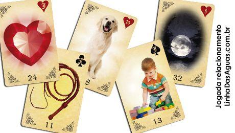 Técnica de abertura com 5 cartas no Baralho Cigano Lenormand. Jogada que mostra aspectos de relacionamentos amorosos de uma forma clara e direta.